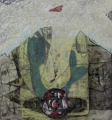 art, printmaking, etching, paper, abstract