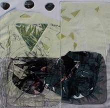 Kavita Mehrotra | Exist Of Life 2 Printmaking by artist Kavita Mehrotra | Printmaking Art | ArtZolo.com