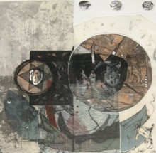 art, printmaking, etching, dry point, paper, abstract
