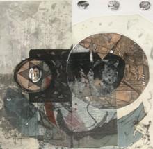 Kavita Mehrotra | Exist Of Life 3 Printmaking by artist Kavita Mehrotra | Printmaking Art | ArtZolo.com