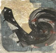 Kavita Mehrotra | Exist Of Life 4 Printmaking by artist Kavita Mehrotra | Printmaking Art | ArtZolo.com