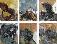 Kavita Mehrotra | Exist Of Life 5 Printmaking by artist Kavita Mehrotra | Printmaking Art | ArtZolo.com