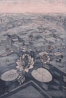 Sachin Bhausaheb Manchare | Beetle Printmaking by artist Sachin Bhausaheb Manchare | Printmaking Art | ArtZolo.com