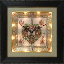Ecraft India | Marble Wall Clock 4 Craft Craft by artist Ecraft India | Indian Handicraft | ArtZolo.com