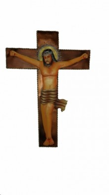 Jesus Christ | Craft by artist Handicrafts | Wrought Iron
