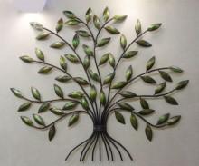 Nitesh | Leaves Wall Hanging Craft Craft by artist Nitesh | Indian Handicraft | ArtZolo.com