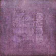 Mohit Bhatia Paintings | Abstract Painting - Solid Mauve Abstract by artist Mohit Bhatia | ArtZolo.com