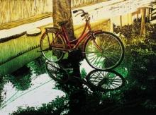 Attri Chetan | Magical Reflection Printmaking by artist Attri Chetan | Printmaking Art | ArtZolo.com