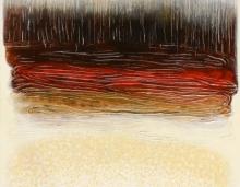 Abstract Acrylic Art Painting title 'Shadows' by artist Aparna Bidasaria