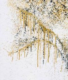 Nature Acrylic Art Painting title 'Untitled' by artist Aparna Bidasaria